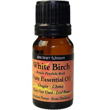 White Birch Essential Oil