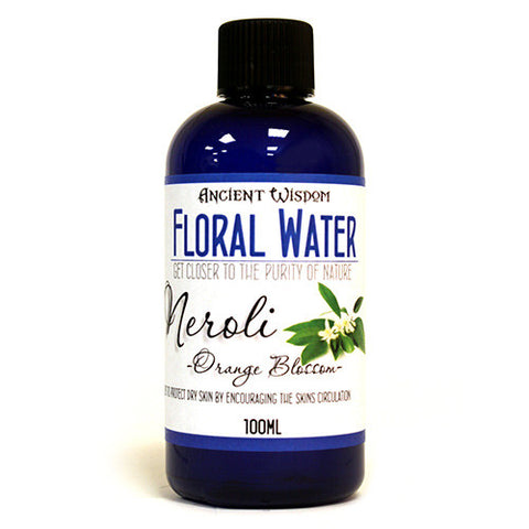Neroli (orange blossom) Flower Water