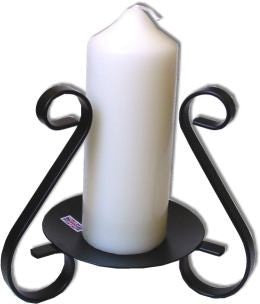 Abbey Holder - 150mm - Holds Candles Up To 70mm