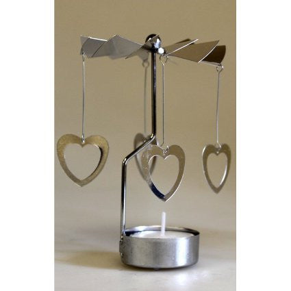 Nightlight Holder - Hearts