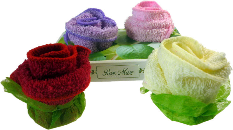 Twin Roses Towel Gift Pack