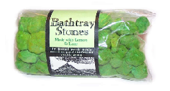 Bathtray Stones Fragrant Pumice Stones 100g bags (approx)