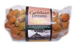 Caribbean Dreams Fragrant Pumice Stones 100g bags (approx)