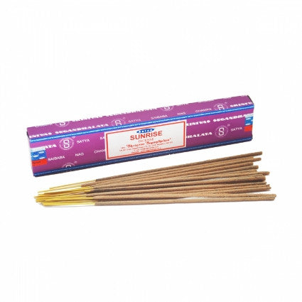 Sunrise Satya Incense Sticks
