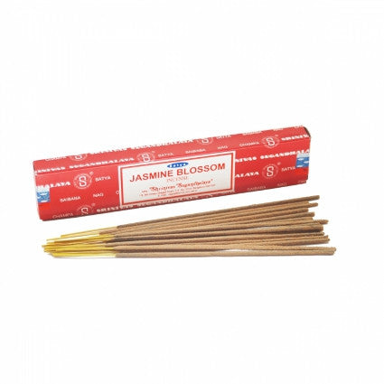 Jasmine Blossom Satya Incense Sticks
