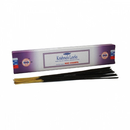 Krishnas Leela Satya Incense Sticks