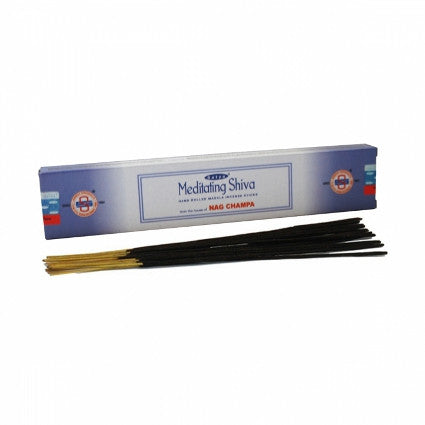 Meditating Shiva Satya Incense Sticks