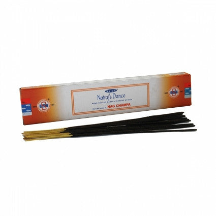 Natrajs Dance Satya Incense Sticks