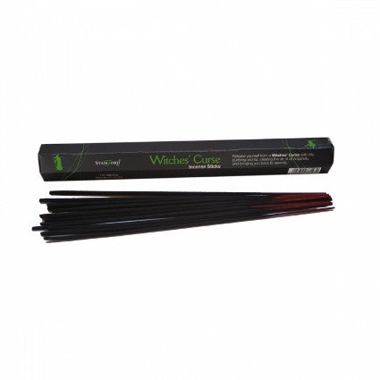 Witch's Curse Incense Sticks