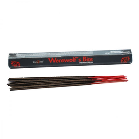 Werewolf's Bite Incense Sticks
