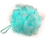 Aqua Blue Scrunchie