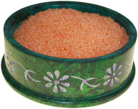 Mango & Papaya Simmering Granules 200g bag (Orange)