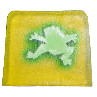 Fruity Frog Soap - 115g Slice (lemon&lime)