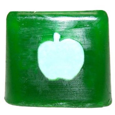 Green Apple Soap - 115g Slice (apple)