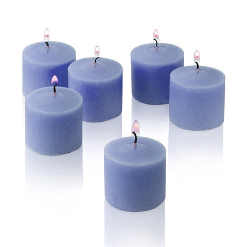 1x pack of 12 Scented Votive Candles - Spring Blossom