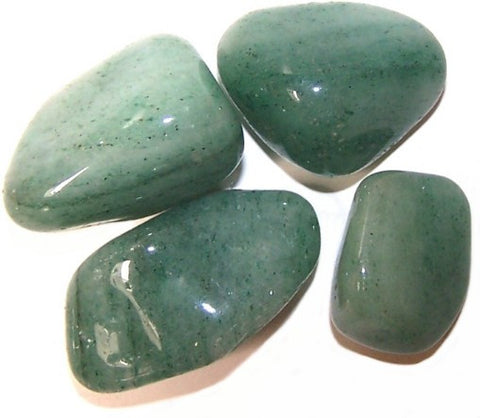 Medium Green Aventurine Large Tumble Stones
