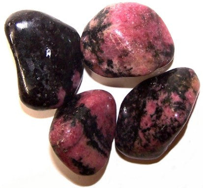 Rhodonite Large Tumble Stones