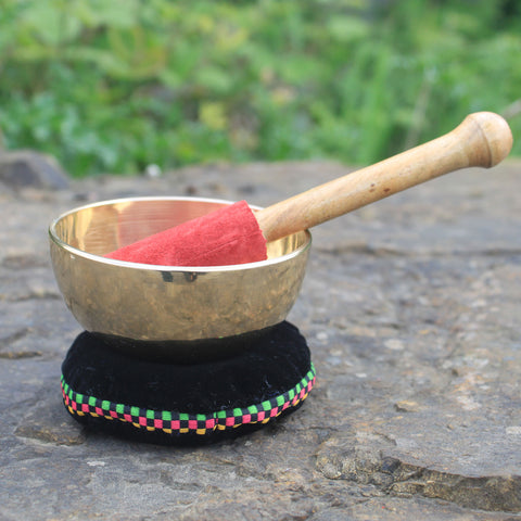 9cm Brass Singing Bowl Set