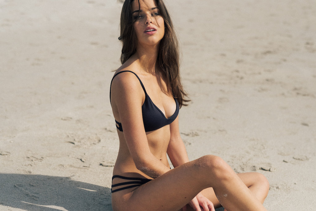 Tuhkana Swimwear West Coast Collection Lookbook