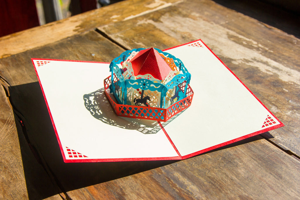 Why Is A Pop Up Card The Perfect Gift?