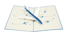 Airplane - WOW 3D Pop Up Card