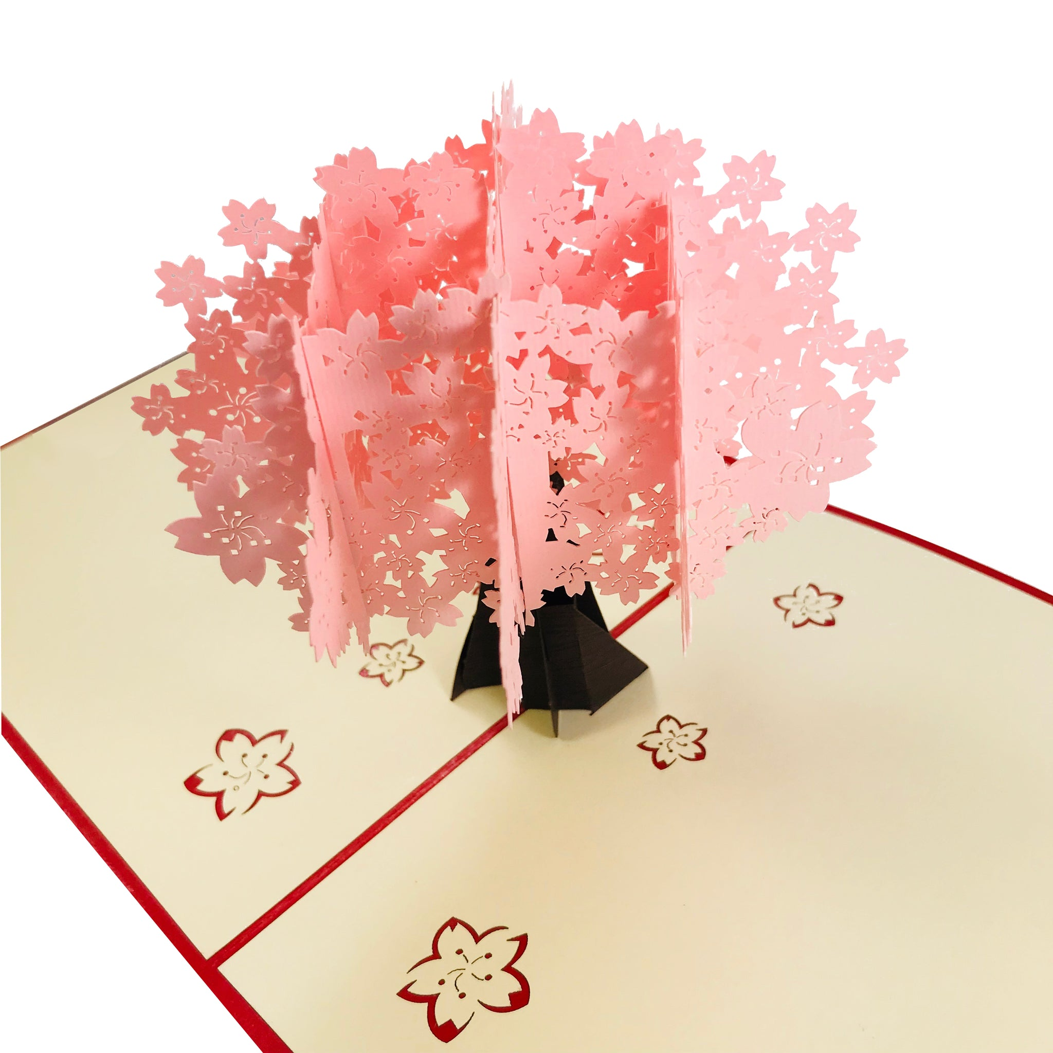 Cherry Blossom Tree - WOW 3D Pop Up Card