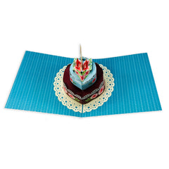 Birthday Cake - WOW 3D Pop Up Card