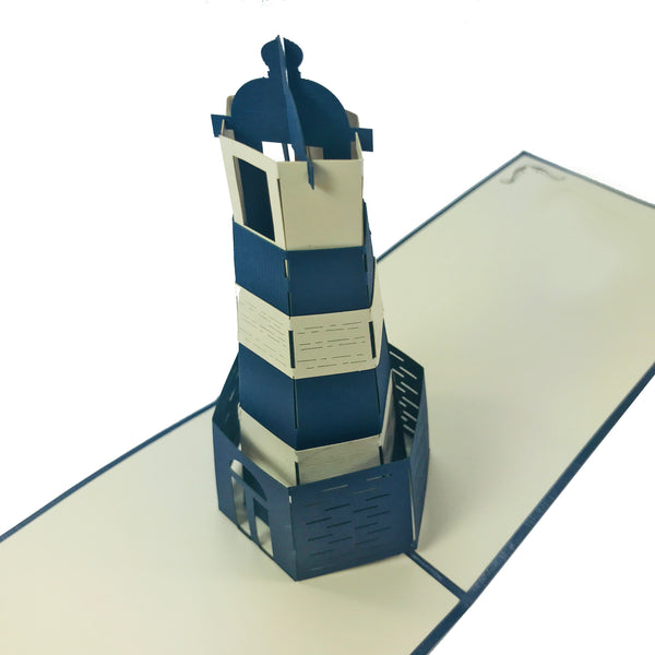 Lighthouse - WOW 3D Pop Up Card
