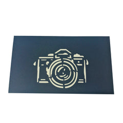 Camera - WOW 3D Pop Up Card