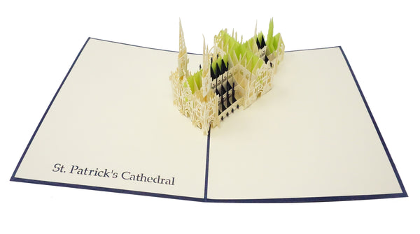 St Patrick Church - WOW 3D Pop Up Card