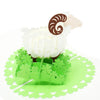 Sheep & Shamrock - WOW 3D Pop Up Card