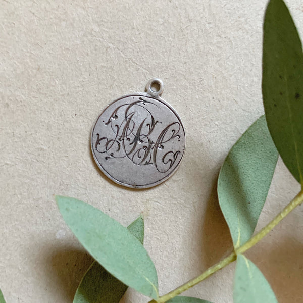 Vintage ABC Love Token