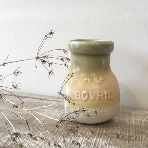 Rare Ceramic 4oz Bovril