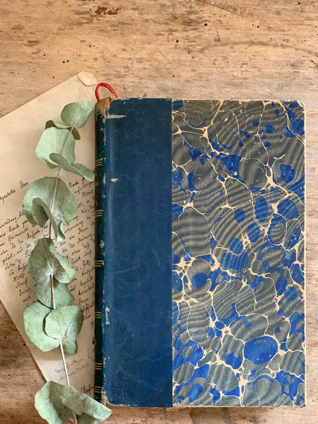 French Antique Book