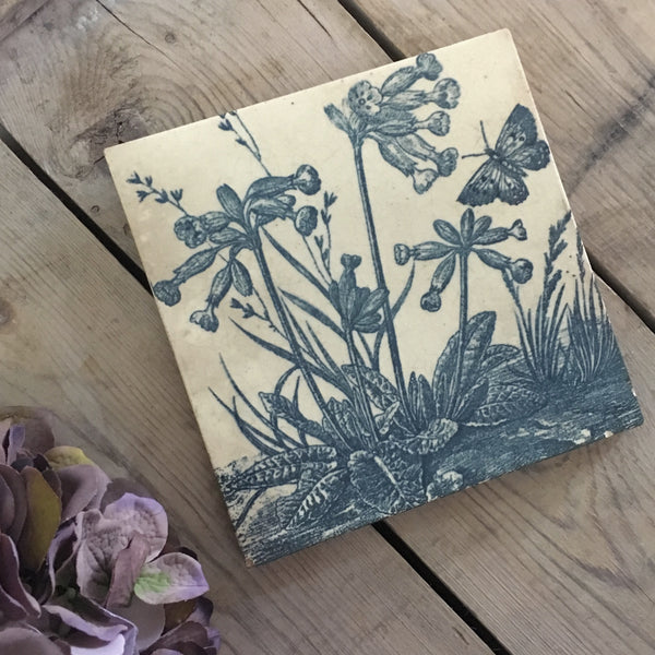 c1900 Maw & Co Victorian tile