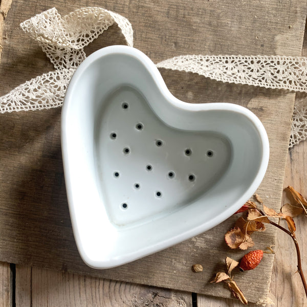 Ceramic French Heart Mould