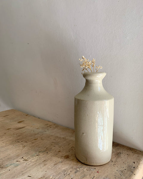 Vintage Stoneware Bottle