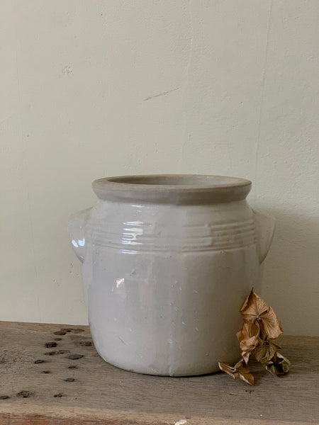 French Confit Jar Small