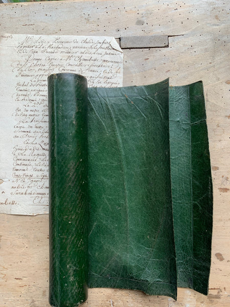 18th Century Document Holder