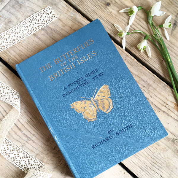 The Butterflies of the British Isles Pocket Guide
