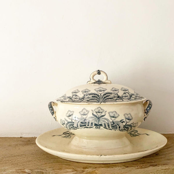 Stunning Vintage French Tureen