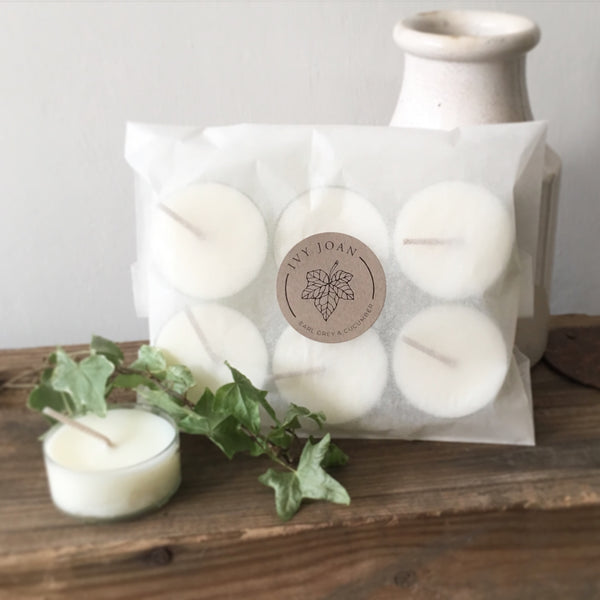 Scented Soy Tealights (All Scents)