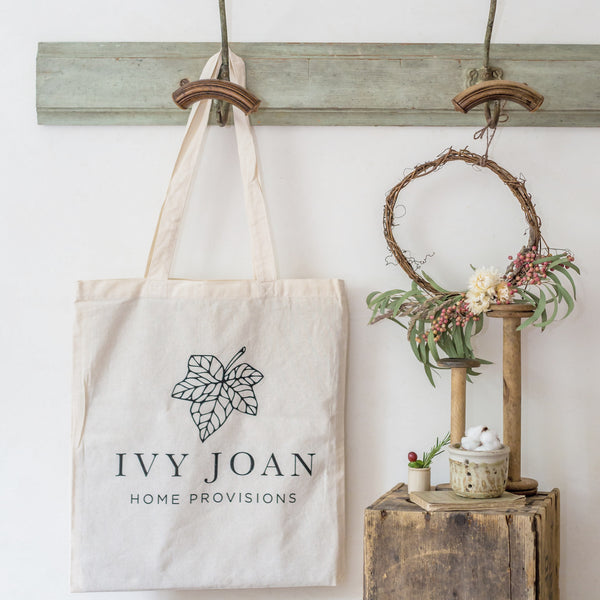 Ivy Joan Fabric Bag