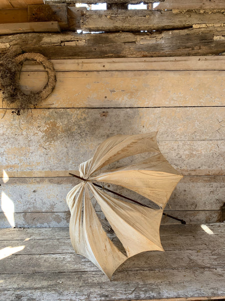 Vintage Antique Parasol