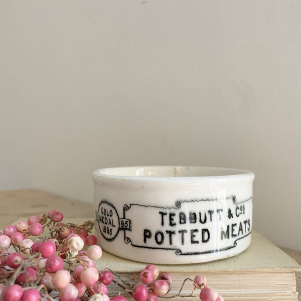 Tebbutt & Co Pot Candle in Wild Fig