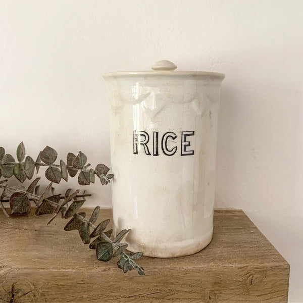 Vintage Rice Store