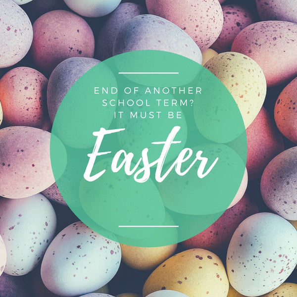Easter Holidays - I'm sure we just had half term – I think I blinked and missed the last 6 weeks…how is it possible that yet another school holiday is upon us? House of Aiyla UK Blog