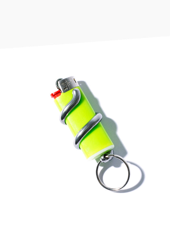 Serpent Lighter Holder Photo