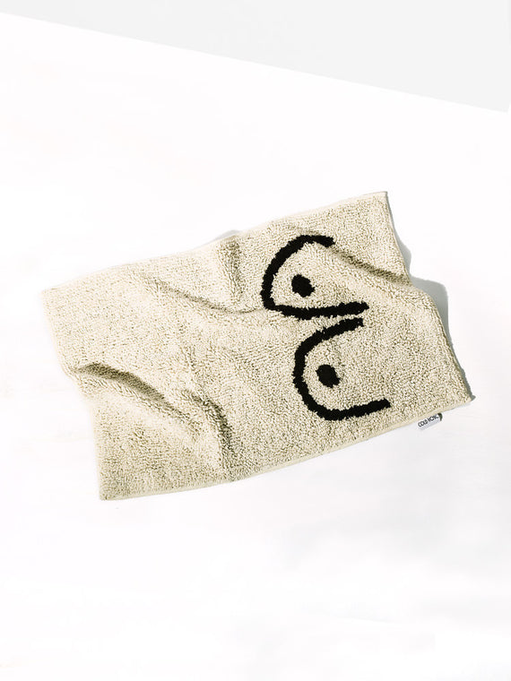 Private Parts Bath Mat Photo