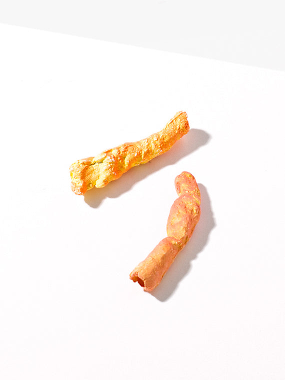 Cheeto Pipe Photo